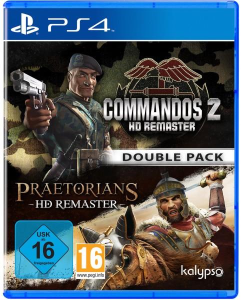 Commandos 2 + Praetorians HD Remaster (Double Pack)