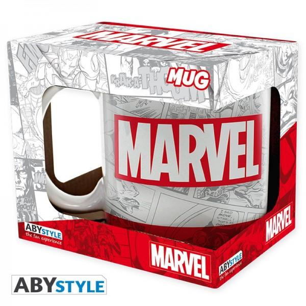 Tasse Marvel Logo Classic