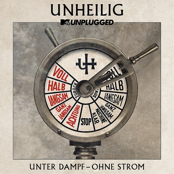 "Unheilig - MTV Unplugged ""Unter Dampf - Ohne Strom"" (2CD)"