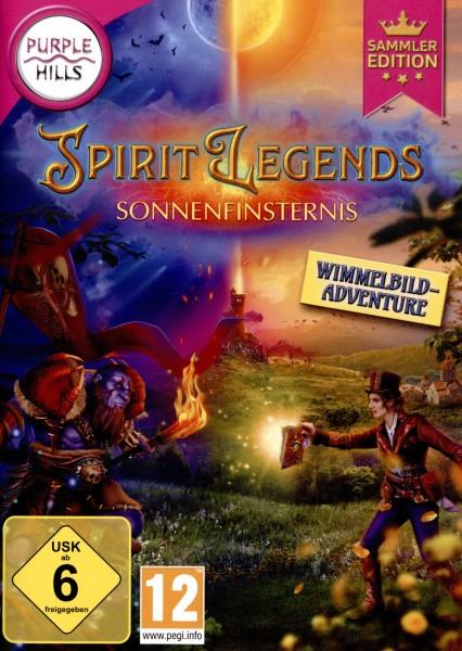Purple Hills -Spirit Legends 2 - Sonnenfinsternis (Sammleredition)