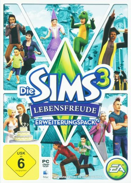Die Sims 3 - Lebensfreude (Add-On)