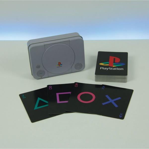 Karten Playstation