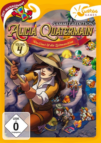 Sunrise Games - Alicia Quatermain 4