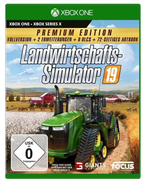 Landwirtschafts-Simulator 19 (Premium Edition)