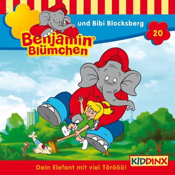 Benjamin Blümchen - Folge 020:...und Bibi Blocksberg