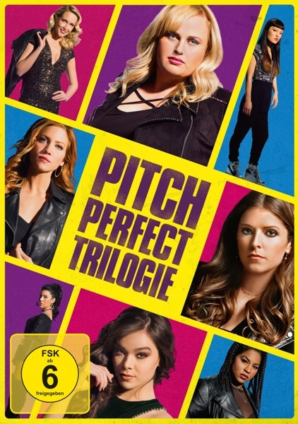 Keine Informationen - Pitch Perfect Trilogie