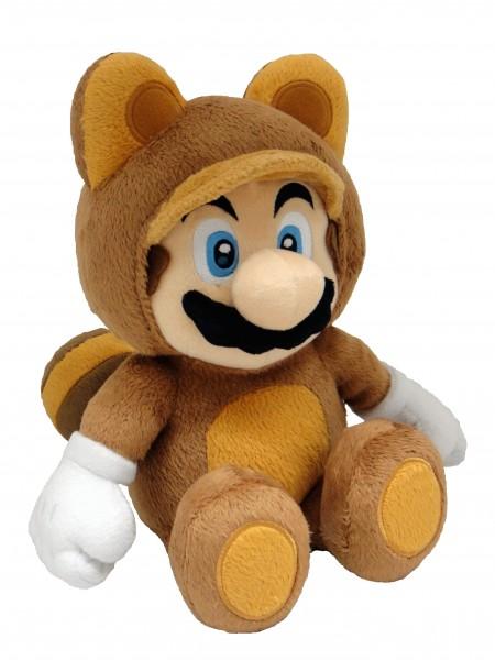 Plüsch Tanooki Mario