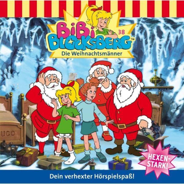 Bibi Blocksberg - Folge 038: Die Weihnachtsmänner