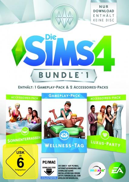 Die Sims 4 Bundle Pack 1 (CIAB)