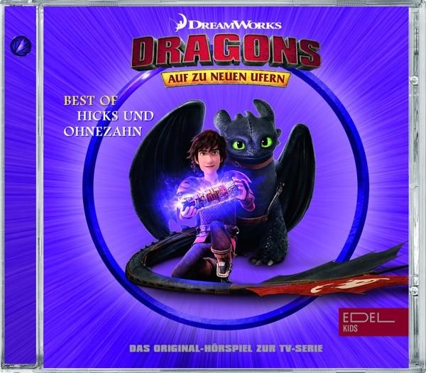 Dragons - Auf Zu Neuen Ufern - Hörspiel Best Of Hicks & Ohnezahn