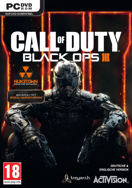 Call of Duty 12 - Black Ops 3 (Day One Edition)