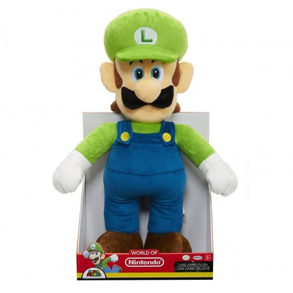 Nintendo Jumbo Plüsch 50 cm Luigi