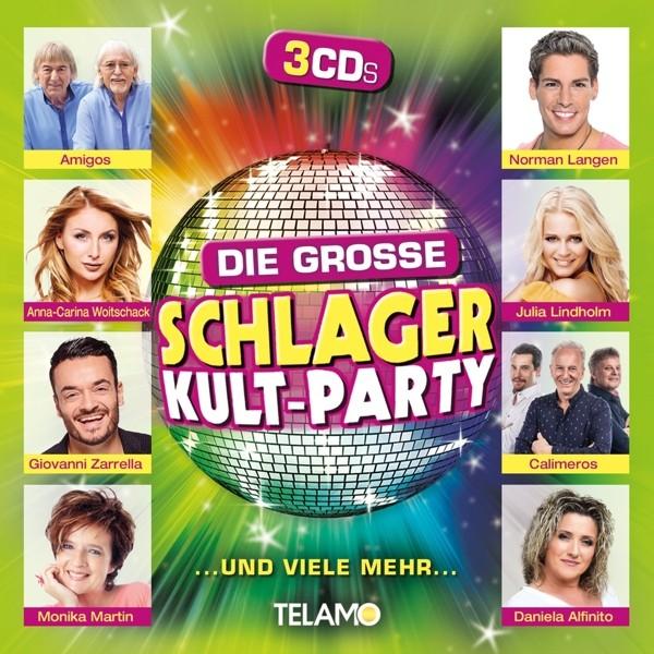 Die grosse Schlager Kult-Party