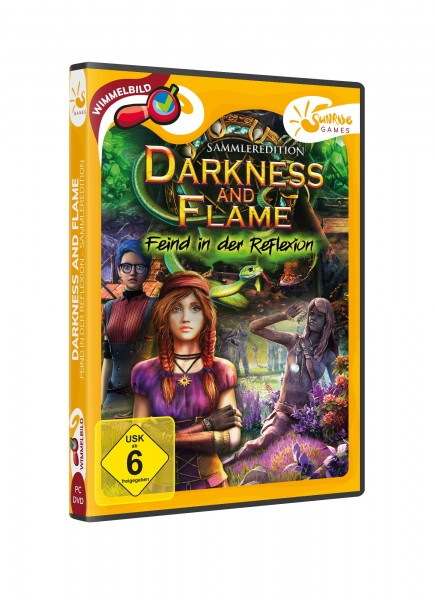Sunrise Games: Darkness and Flame (Feind in der Reflexion)