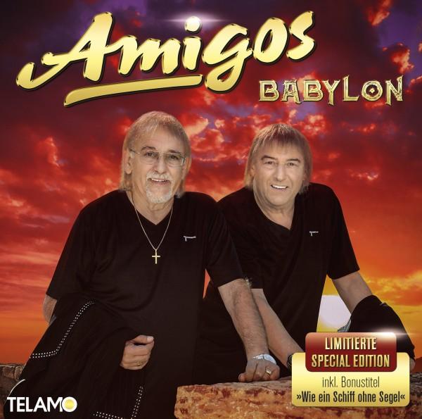 Amigos - Babylon (alpha Edition)