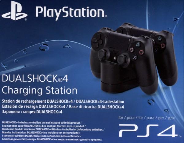 PS4 - Dualshock 4 Ladestation (Charging Station) - ZB-PS4