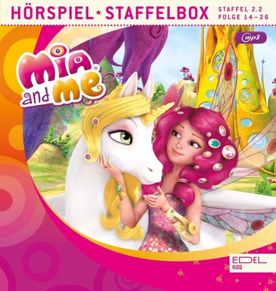 Mia And Me - Staffelbox (Staffel 2.2,Folge 14-26)