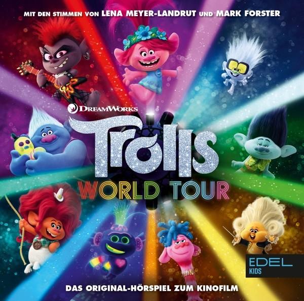 Trolls -World Tour (2) - Hörspiel zum Kinofilm