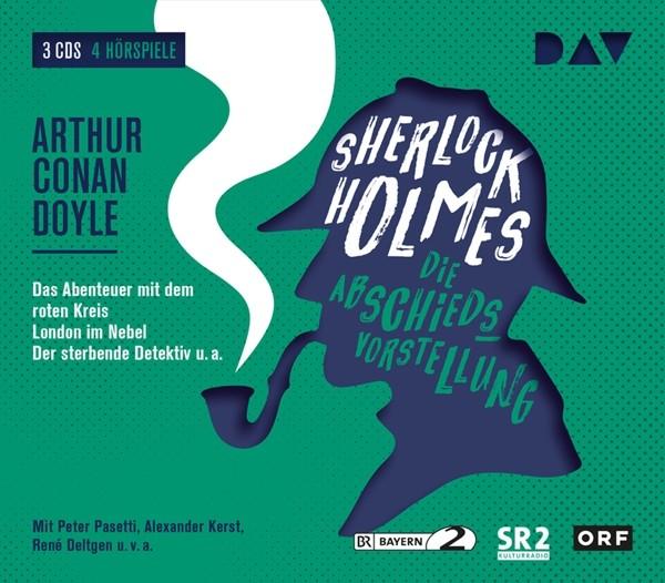 Sherlock Holmes 5 - Die Abschiedsvorstellung