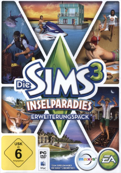 Die Sims 3 - Inselparadies Erweiterungspack