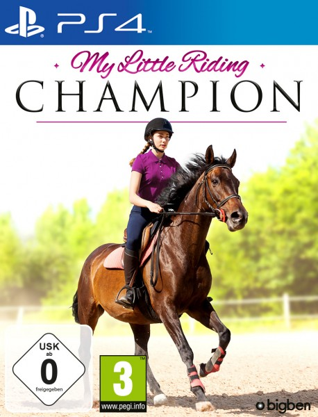 My Little Riding Champion