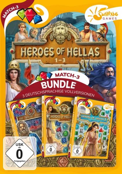 Sunrise Games - Heroes of Hellas 1-3