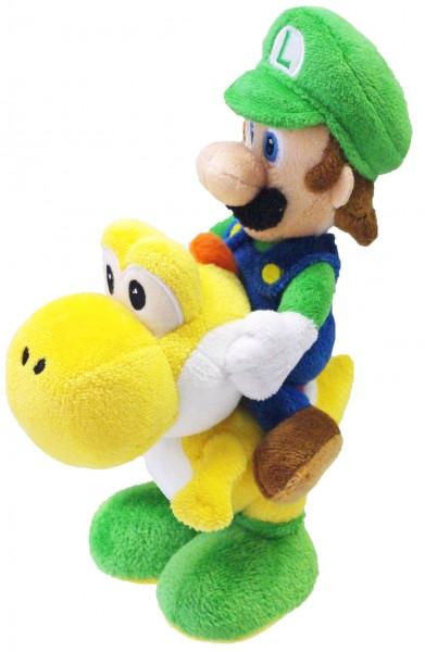 Plüsch Nintendo Luigi & Yoshi