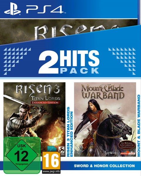 2 Hits Pack - Risen 3: Titan Lords Enhanced Edition + Mount & Blade Warband