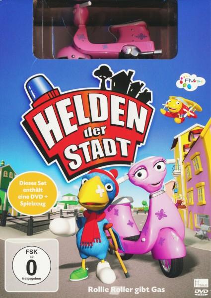 Helden der Stadt - Rollie Roller (+ Spielzeug)