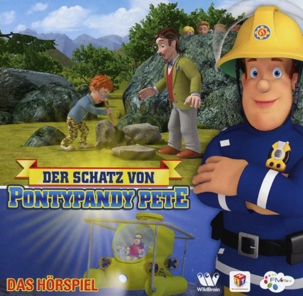 Feuerwehrmann Sam - Der Schatz von Pontypandy Pete