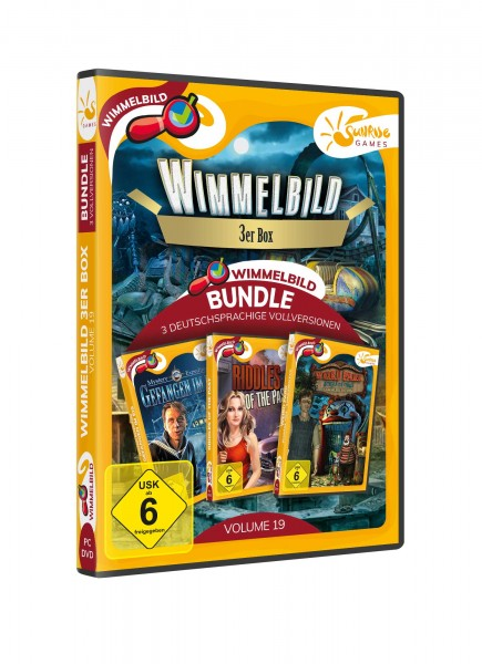 Sunrise Games: Wimmelbild 3er Bundle 19