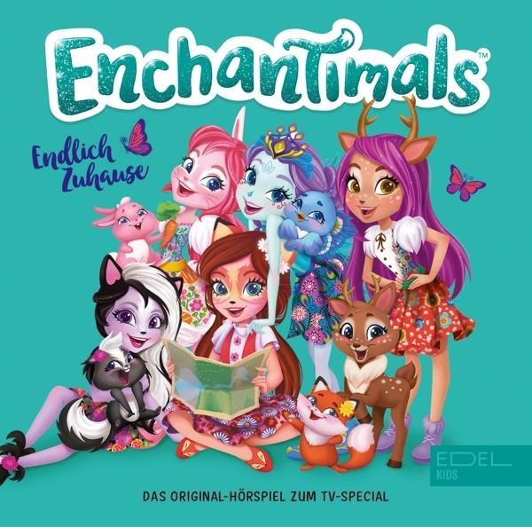 Enchantimals - Hörspiel - Endlich Zuhause