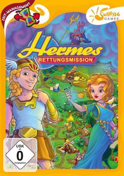 Sunrise Games - Hermes Rettungsmission
