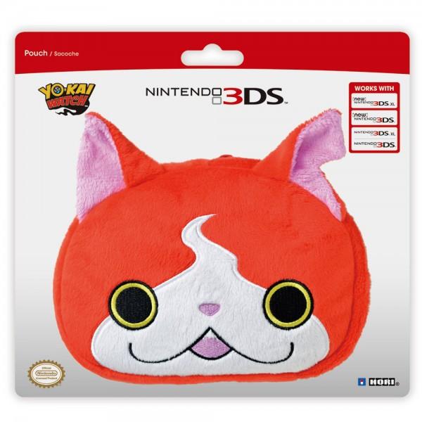 Nintendo New 3DS - Yo-Kai Watch Plüschtasche (Motiv Jibanyan)