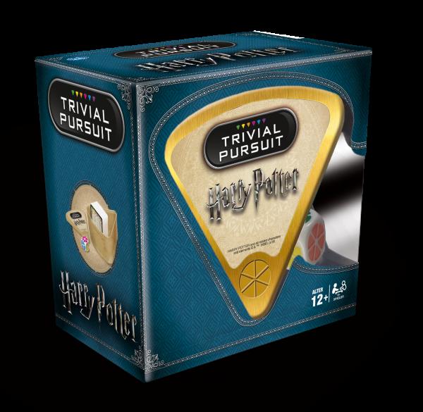 TRIVIAL PURSUIT - Harry Potter (Neues Design)