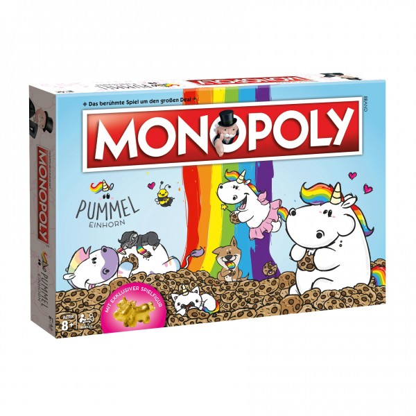 Monopoly Pummeleinhorn Collector's Edition