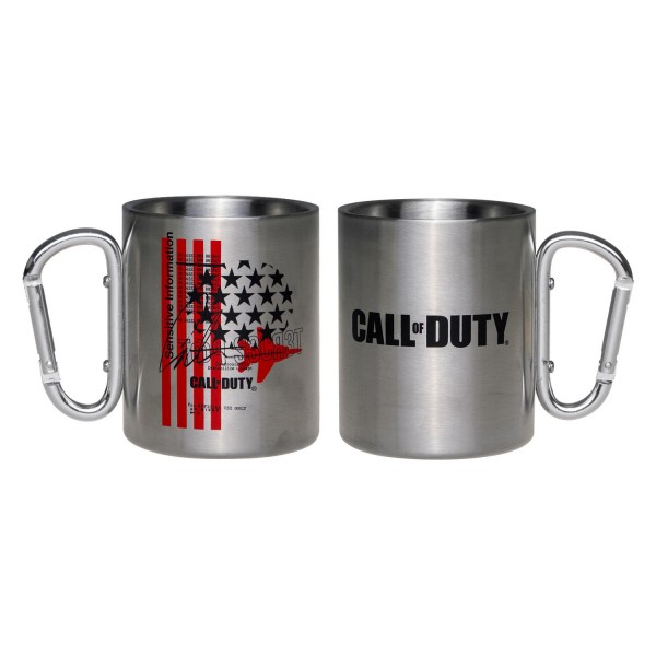 """Camping Tasse """"Call Of Duty Cold War"""" - Stars & Stripes"""