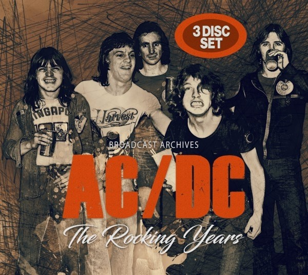 AC/DC - The Rocking Years