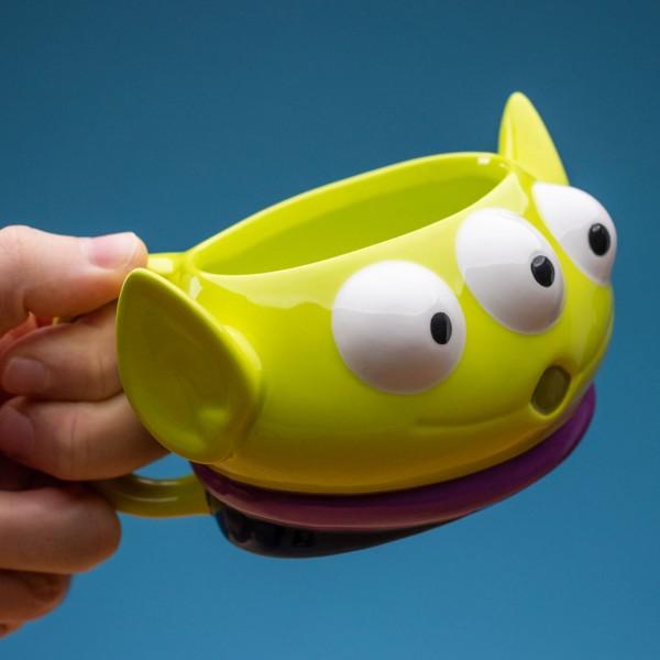 Tasse Toy Story Alien Shaped