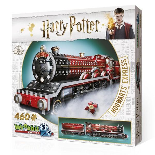 Hogwarts Express Zug Harry Potter / Hogwarts Express Train - 3D-Puzzle