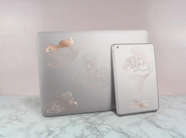 Abziehbilder Disney Princess Gadget