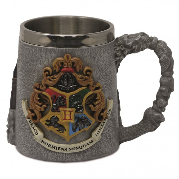 Krug Polyresin Harry Potter Hogwarts School