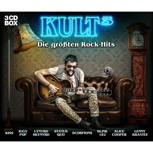 Kult3-Die Größten Rock Hits