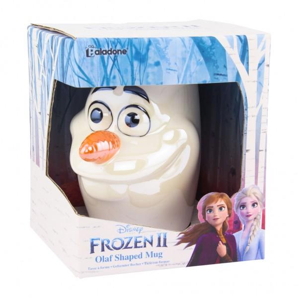 Tasse Frozen 2 Olaf 3D