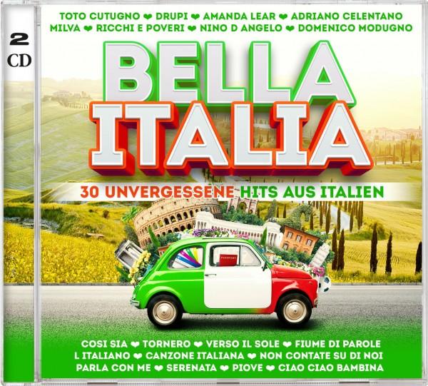 Bella Italia - 30 unvergesserne Hits