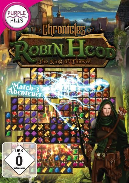 Purple Hills - Chronicles of Robin Hood – König der Diebe