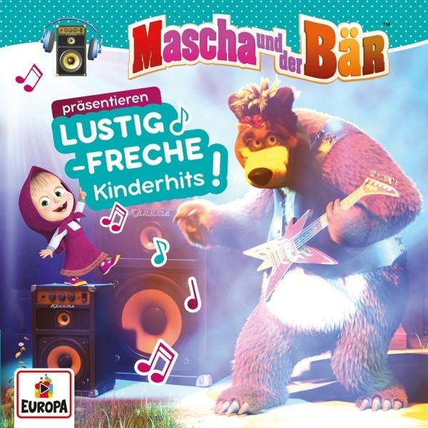 Mascha und der Bär - r präsentieren lustig-freche Kinderhits
