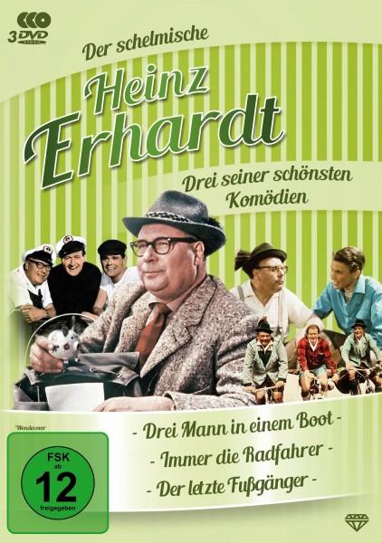 Heinz Erhardt - Drei seiner schönsten Komödien