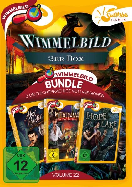 Sunrise Games: Wimmelbild 3er Bundle 22