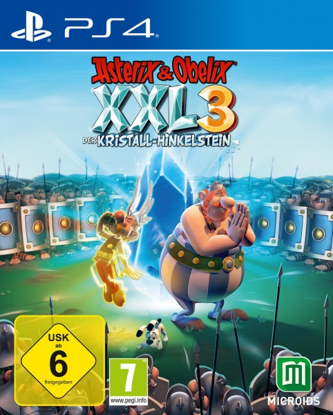Asterix & Obelix XXL 3 - Der Kristall-Hinkelstein